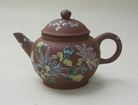 Chinese Yixing Teapot (97)