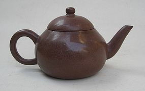 Chinese Yixing Teapot (99)