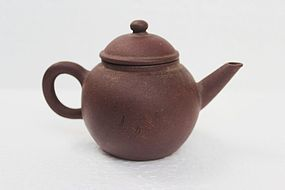 Chinese Yixing Teapot (102)