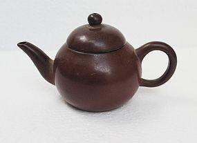 Chinese Yixing Teapot (103)