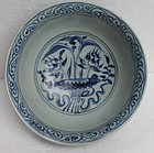 Yuan Dynasty Blue and White Bowl