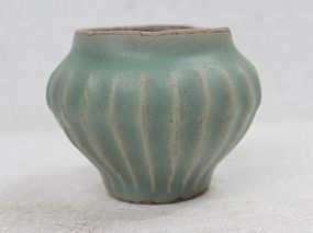 Song Dynasty Longquan Celadon Jar