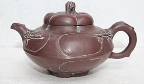 Chinese Yixing Teapot (113)