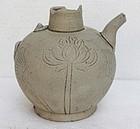 Chinese 10th Century Yue Ewer