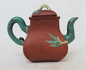 Chinese Yixing Teapot (115)