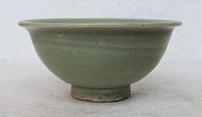 Chinese Ming Dynasty Celadon Bowl