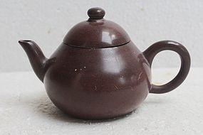 Chinese Yixing Teapot (117)