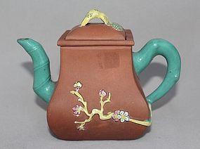 Chinese Yixing Teapot (122)