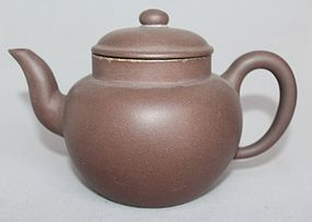 Chinese Yixing Teapot (123)