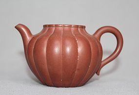 Chinese Yixing Teapot (129)
