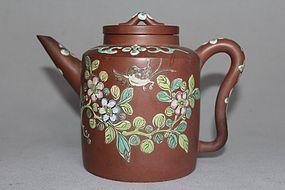 Chinese Yixing Zisha Teapot (131)