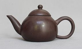 Chinese Yixing Zisha Teapot (134)