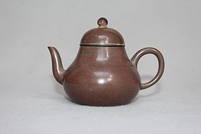 Chinese Yixing Zisha Teapot (137)