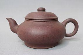 Chinese Yixing Zisha Teapot (138)