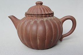 Chinese Yixing Zisha Teapot (139)