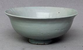 Chinese Yuan Dynasty Qingbai Bowl