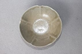 Tang - Five Dynasties Yue Yao Lobbed Bowl