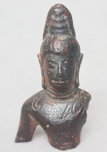 8th - 12th Century Bronze Statue