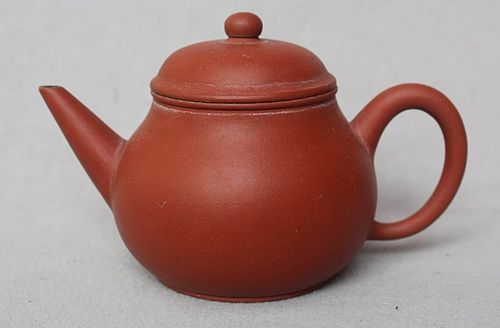 Chinese Yixing Zisha Teapot (155)