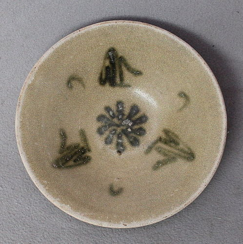 Chinese Tang dynasty Changsha Bowl, 13,5 cm
