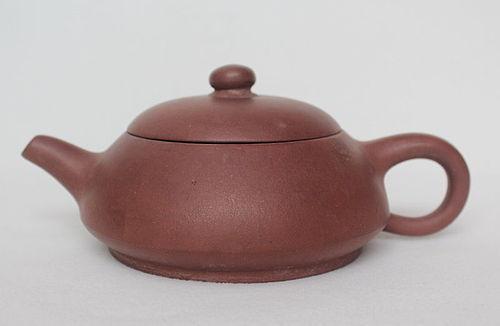 Chinese Yixing Zisha Teapot (161)