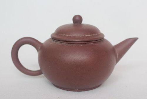 Chinese Yixing Zisha Teapot (164)