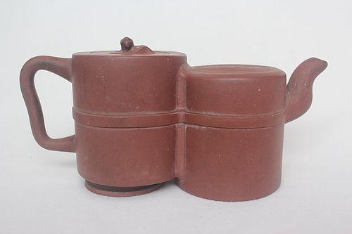 Chinese Yixing Zisha Teapot (165)