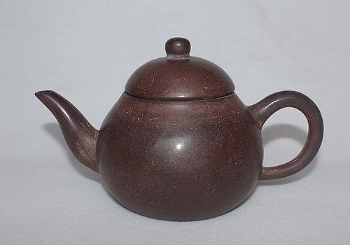 Chinese Yixing Zisha Teapot (166)