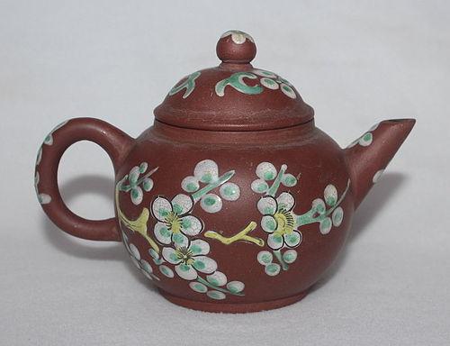 Chinese Yixing Zisha Teapot (169)