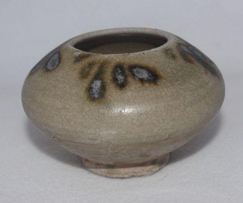 Chinese Tang Dynasty Changsha Small Jar
