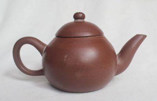 Chinese Yixing Zisha Teapot (171)
