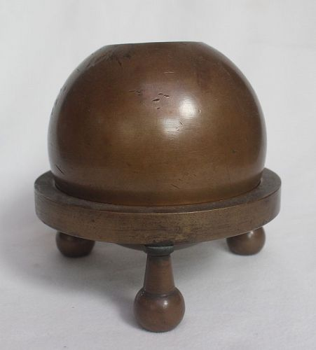 18th - 19th century Bronze Censer