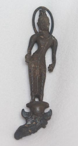 8Th - 10Th Century Bronze Sculpture