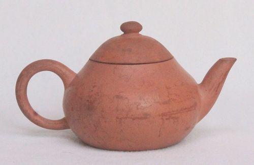 Chinese Tek Sing Cargo Yixing Teapot #17