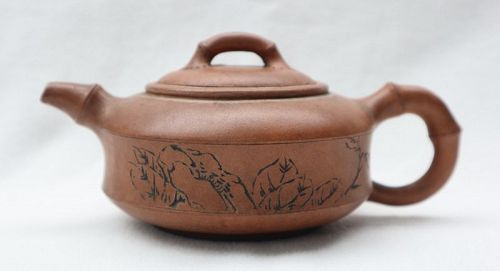 Chinese Yixing Zisha Tea pot (175)