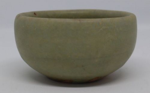 Chinese Celadon Cup, Yuan - Ming Dynasty