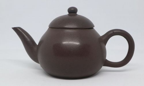 Chinese Yixing Zisha Tea Pot (185)