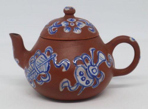 Chinese Yixing Tea Pot (186)