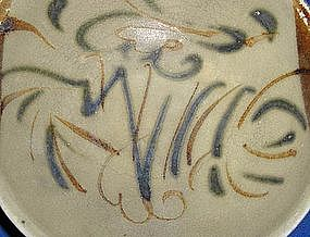 A Rare Tang Dynasty Changsha Bowl, with Blue color