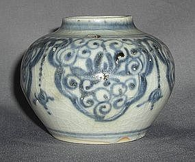 A Ming Blue and White Jarlet