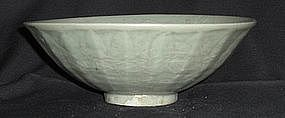 Yuan dynasty Celadon bowl (1)