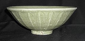 Celadon bowl 3,song /yuan dynasty