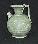 Yue  ware small ewer,early song period