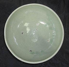 White glaze bowl,Song dynasty