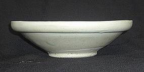 Tang dynasty Xing ware bowl