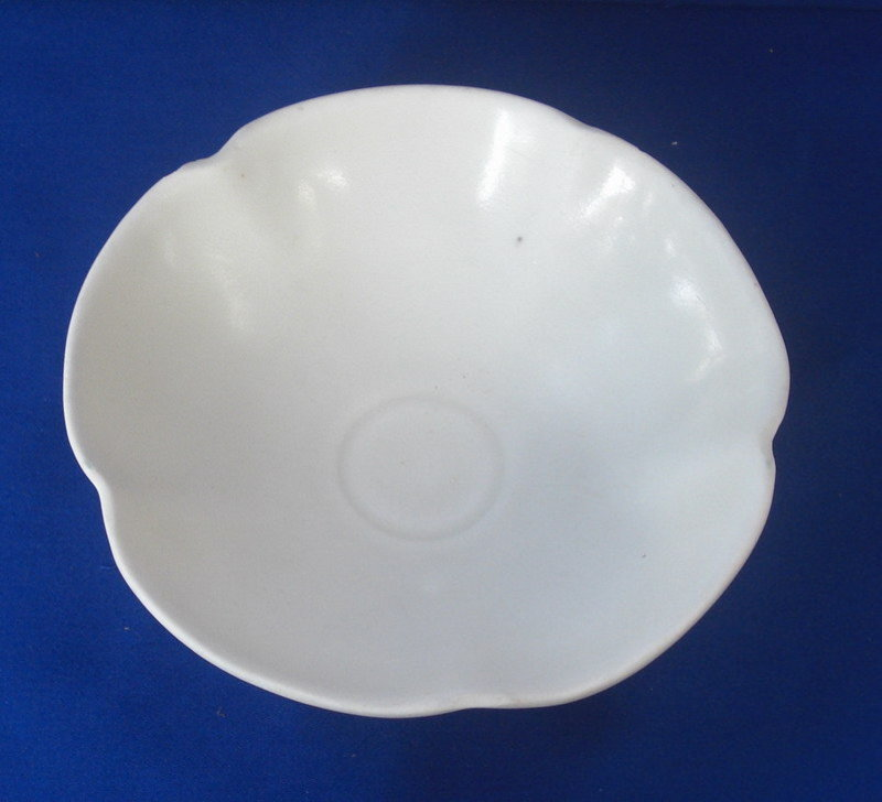 Rare Song Dynasty Ding ware Lobed Bowl