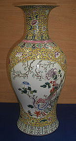 Fine 20Th Century vase with Guangxu mark