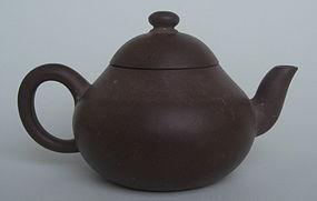 Tek sing yixing teapot (10)