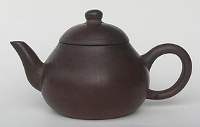 Chinese Yixing Teapot (4)