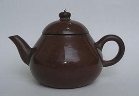 Chinese Yixing Teapot (7)